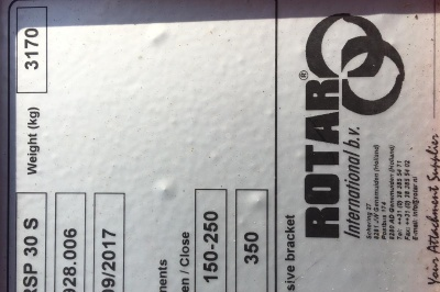 Rotar Static Pulverizer - RSP 30 S